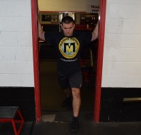 Chest Door Stretch Mobility Exercise 7