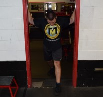 Chest Door Stretch Mobility Exercise 6