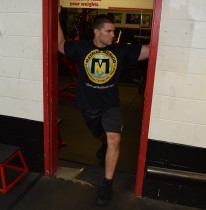 Chest Door Stretch Mobility Exercise 5