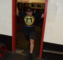 Chest Door Stretch Mobility Exercise 4