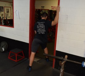 Chest Door Stretch Mobility Exercise 3