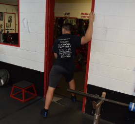 Chest Door Stretch Mobility Exercise 2
