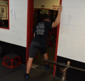 Chest Door Stretch Mobility Exercise 1