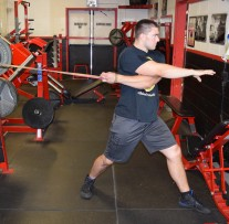 Scapula Mobility Exercise 2