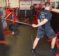 Pec Shoulder Mobility Stretch Exercise 1