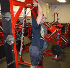 Triceps Shoulder Mobility Exercise 3