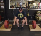 Conventional Deadlift Block Pulls 3