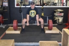 Sumo Deadlift Block Pulls 3