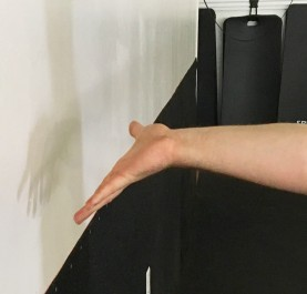 Bicep and Forearm Wall Stretch 5