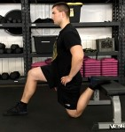 hip Flexor quad Couch Stretch Mobility 8