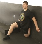 hip Flexor quad Couch Stretch Mobility 4