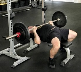 How to Bench Press more weight 4
