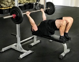 How to Bench Press more weight 1