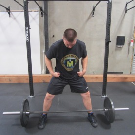 Sumo Deadlift Exercise 6