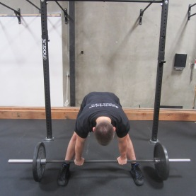 Sumo Deadlift Exercise 5