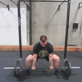 Sumo Deadlift Exercise 4