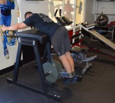Reverse Hyperextension Machine 5