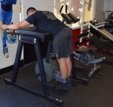Reverse Hyperextension Machine 2