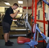 Triceps Press Down Exercise 3