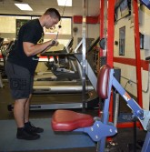 Triceps Press Down Exercise 2
