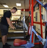 Triceps Press Down Exercise 1