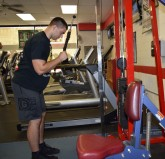 Triceps Press Down Exercise 6