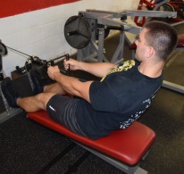 Seated Cable Rows 8