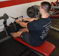 Seated Cable Rows 7