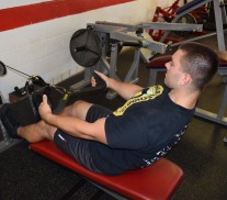 Seated Cable Rows 4