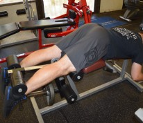 Hamstrings Lying Leg Curls 4