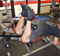 Hamstrings Lying Leg Curls 3