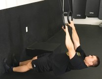 TRX Inverted Row Back Exercise 3