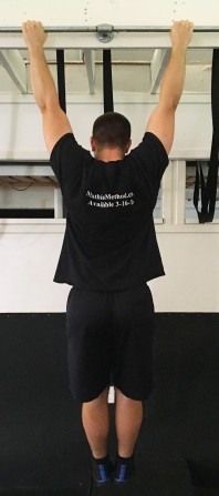 Pull Up Bodyweight Back Strength Exercise 4
