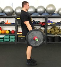 Romanian Stiff Leg Deadlift 1