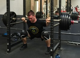 485 squat by the stronger coach in hawaii