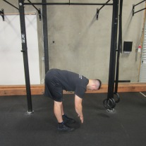 Active Hamstring Stretch Warm Up 3