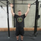 Healthy Shoulder Rotation Warm Up Exercise 6