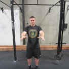Healthy Shoulder Rotation Warm Up Exercise 5