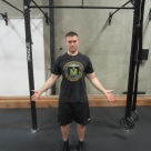 Healthy Shoulder Rotation Warm Up Exercise 4