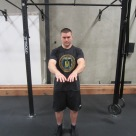 Healthy Shoulder Rotation Warm Up Exercise 3