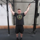 Healthy Shoulder Rotation Warm Up Exercise 1