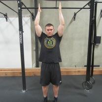 Healthy Shoulder Flexion-Extension Warm Up Exercise 4
