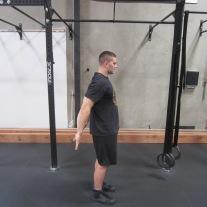Healthy Shoulder Flexion-Extension Warm Up Exercise 1