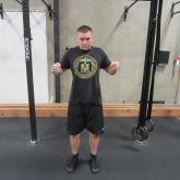 Shoulder Scapular Elevation-Depression Exercise 6