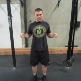 Shoulder Scapular Elevation-Depression Exercise 5