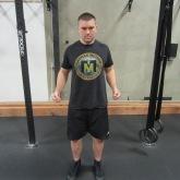 Shoulder Scapular Elevation-Depression Exercise 2