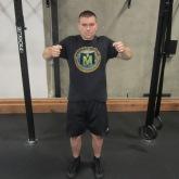 Shoulder Scapular Elevation-Depression Exercise 1