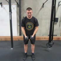 Dumbbell Lateral Raises Exercise 2