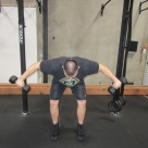 Dumbbell Reverse Flyes Exercise 1