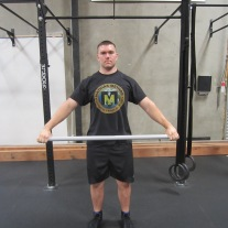 Shoulder Dislocation Mobility Exercise 8